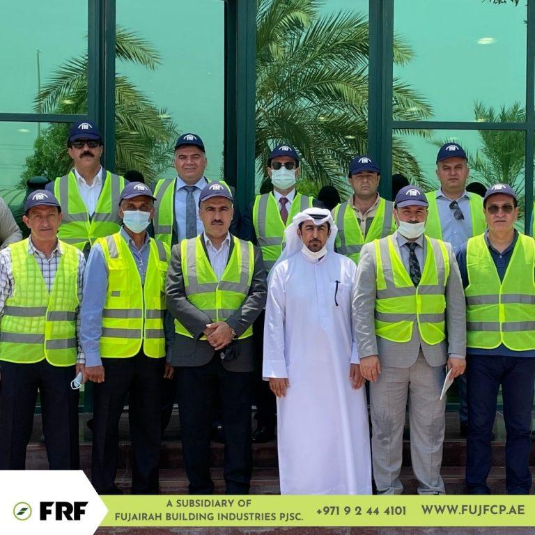 Iraqi Delegation Visit to FRF
